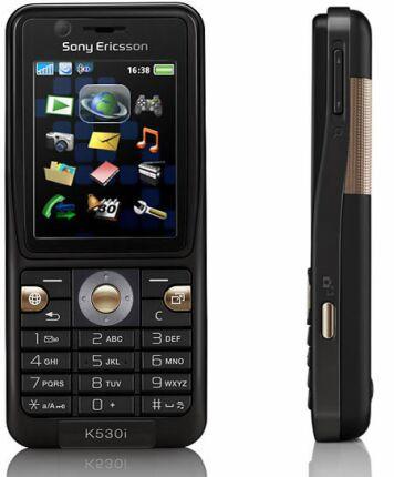 My new Sony Ericsson Phone