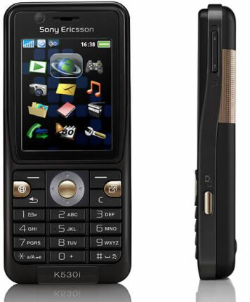 My new Sony Ericsson Phone