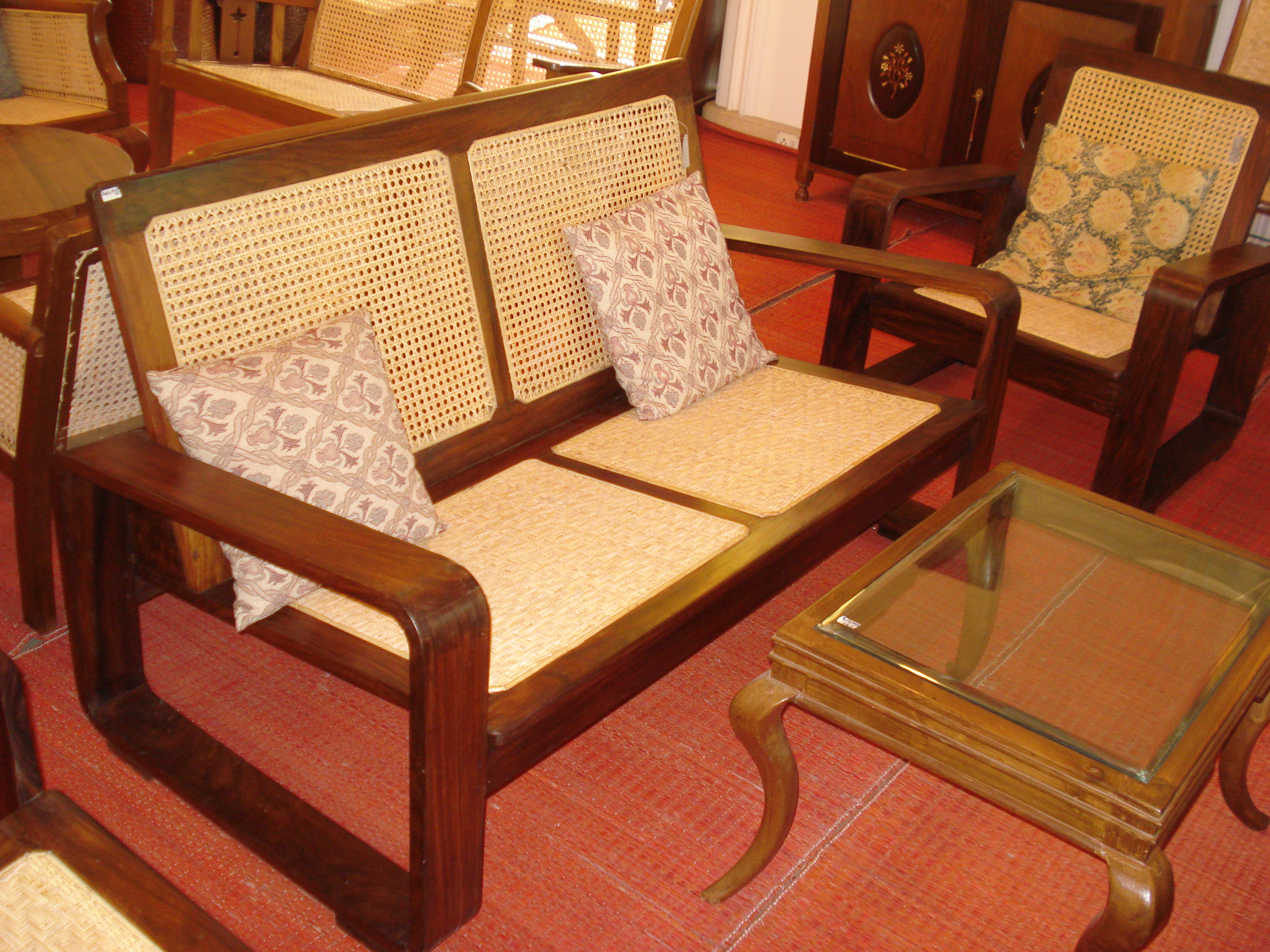 Antique Sofa-set