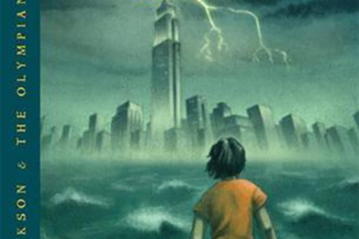 The Lightning Thief (Percy Jackson and the Olympians series)