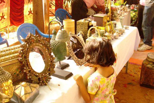 Summer Bazaar Organized by Sattva