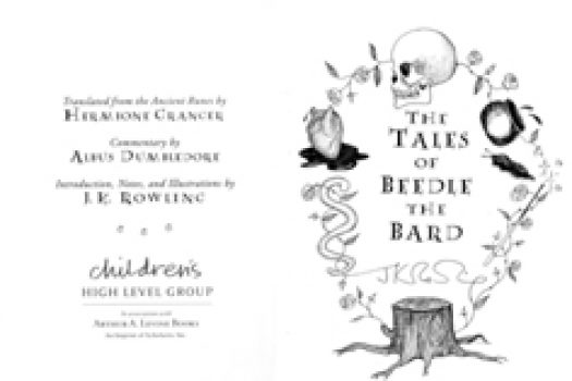 The Tales of Beedle the Bard – Book Review