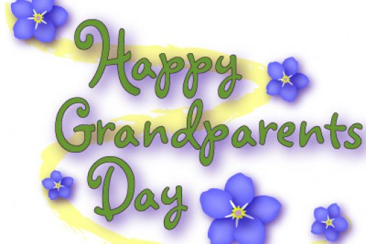 To all the Grandpas and Grandmas out there…