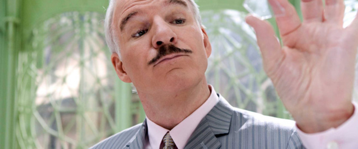 Steve Martin stars in MGM Pictures and Columbia Pictures' comedy THE PINK PANTHER 2.