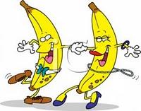 Blog Hopping Bananas