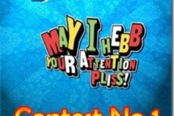The May I Hebb Your Attention Pliss Contest