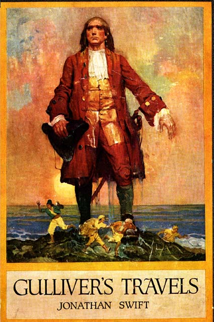 essays on gullivers travels by jonathan swift Swift's satirical masterpiece gulliver's travels satirizes  essays the part iv of  book iv discuss gulliver's travels jonathan swift part iv satire swift.