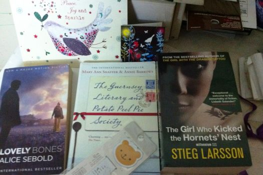 Mailbox Mondays – Christmas came early this year