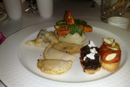 Tapas at Caperberry