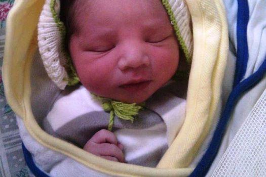 Welcome Baby Hemanshu