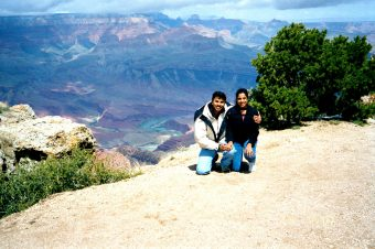 Wordless Wednesdays: Waxing Nostalgic Over our Trip to Grand Canyon Nearly Twelve Years Ago