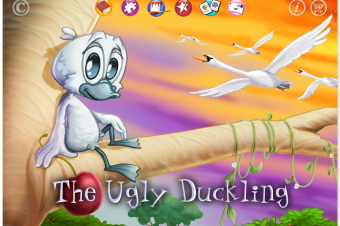 The Ugly Duckling – An iPad Book App Review