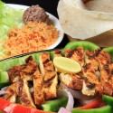 This is an image taken from the Habanero website. We ordered the fajita with mixed vegetables