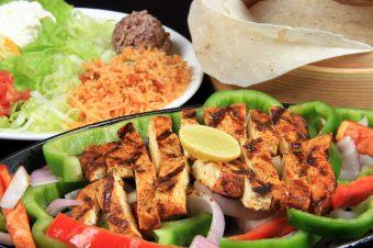 Lunch at Habanero