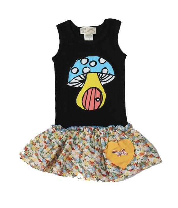 Misha Lulu Mushroom Dress