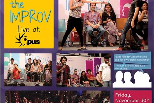 Comedy Improv at the Opus