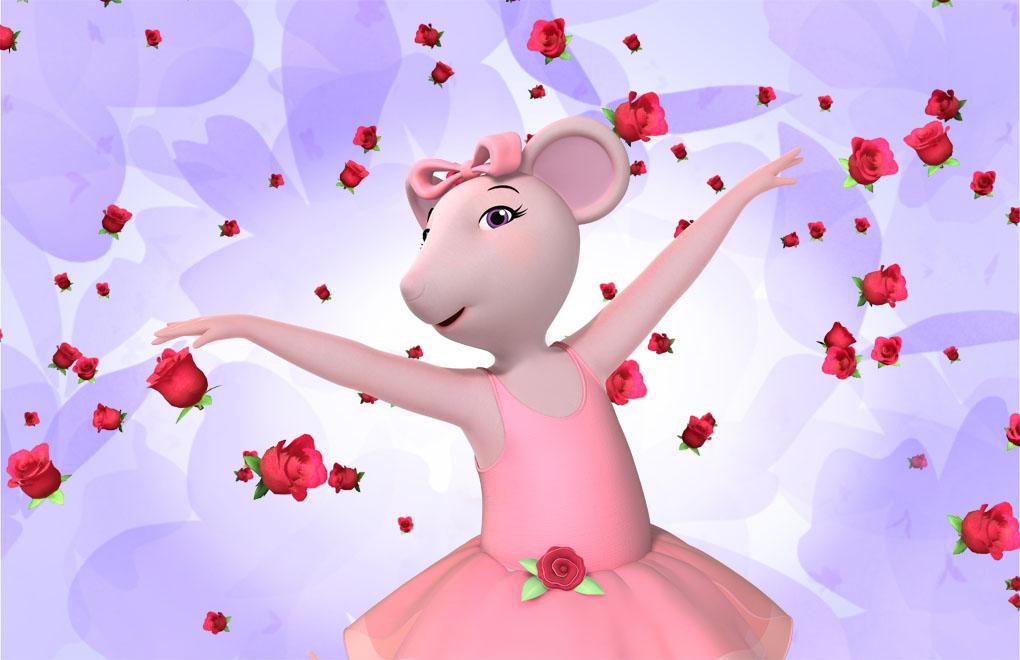 Angelina Ballerina -  Dancing Mouse
