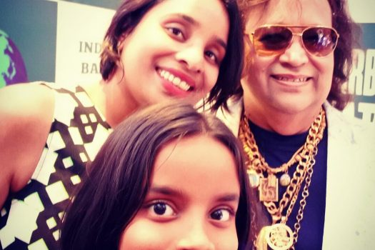 Disco Barbeque with Bappi Lahiri
