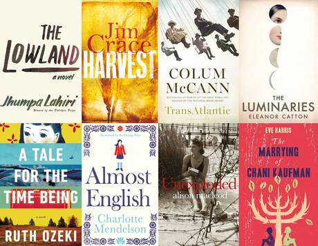 The Man Booker longlist 2013