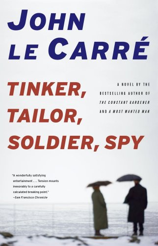 Teaser Tuesdays – Tinker Tailor Soldier Spy