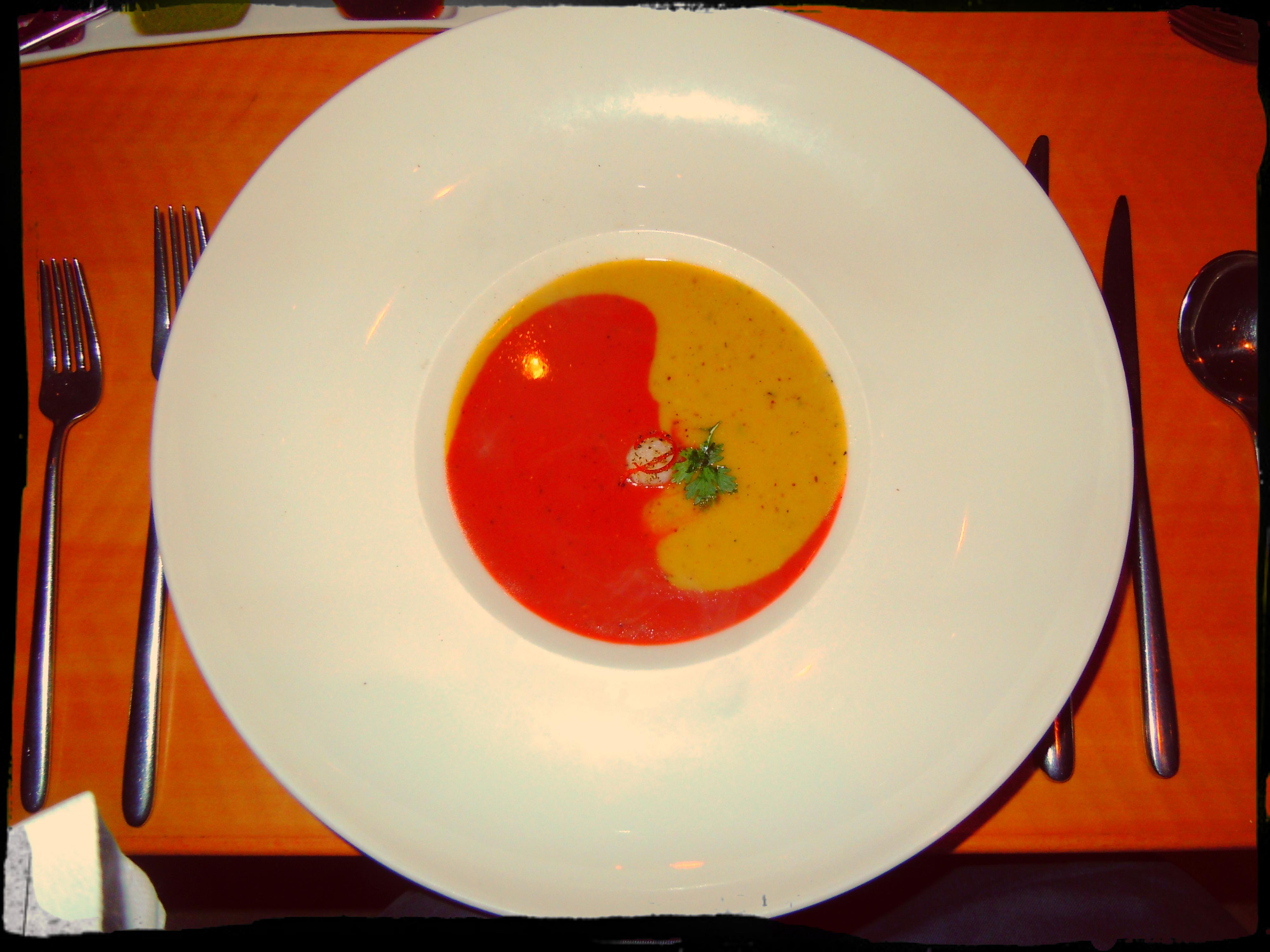 Dhora mulligatawny soup