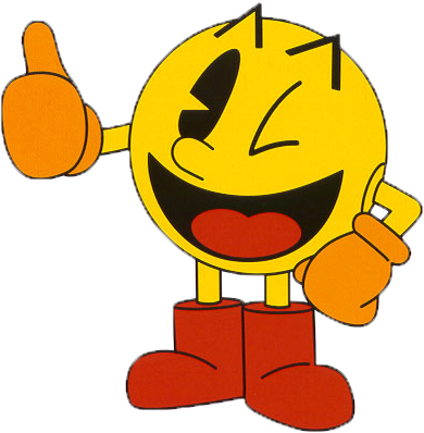 The Pac-Man Ball