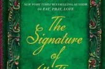 Teaser Tuesdays – The Signature of all Things