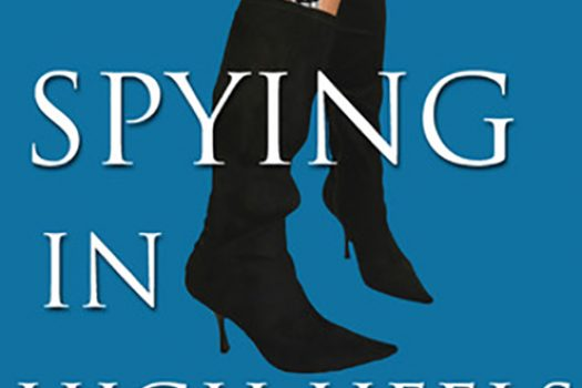 Teaser Tuesdays – Spying in High Heels