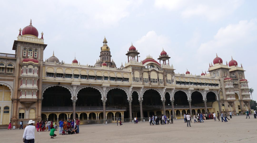 Beautiful Mysore Palace