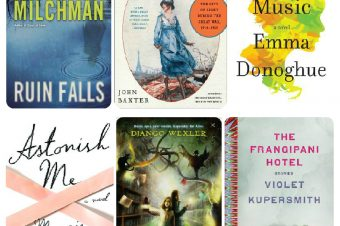 Hot April Books