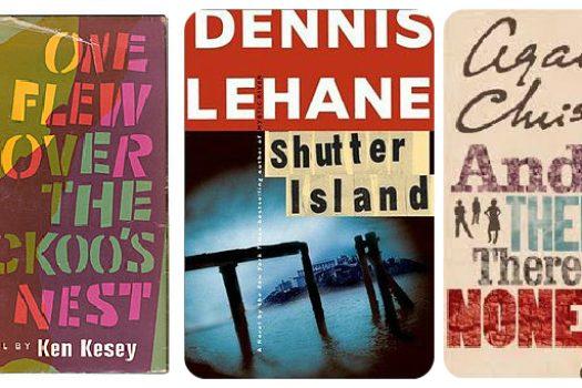 Top Ten Tuesdays: Ten Unique Books