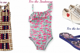 Summer Shopping Wishlist
