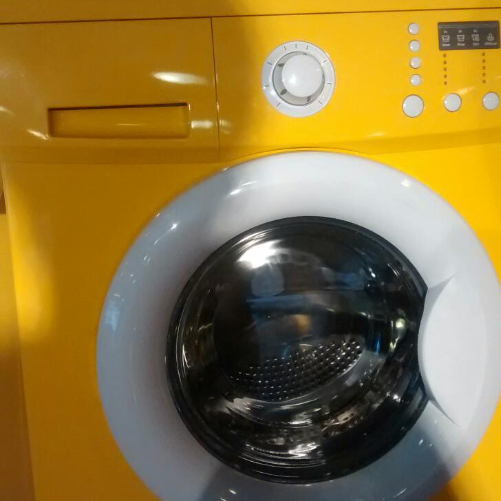A washing machine to make lassi?