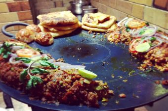 Bringing a Street Food Eating Experience to Barbeque Nation