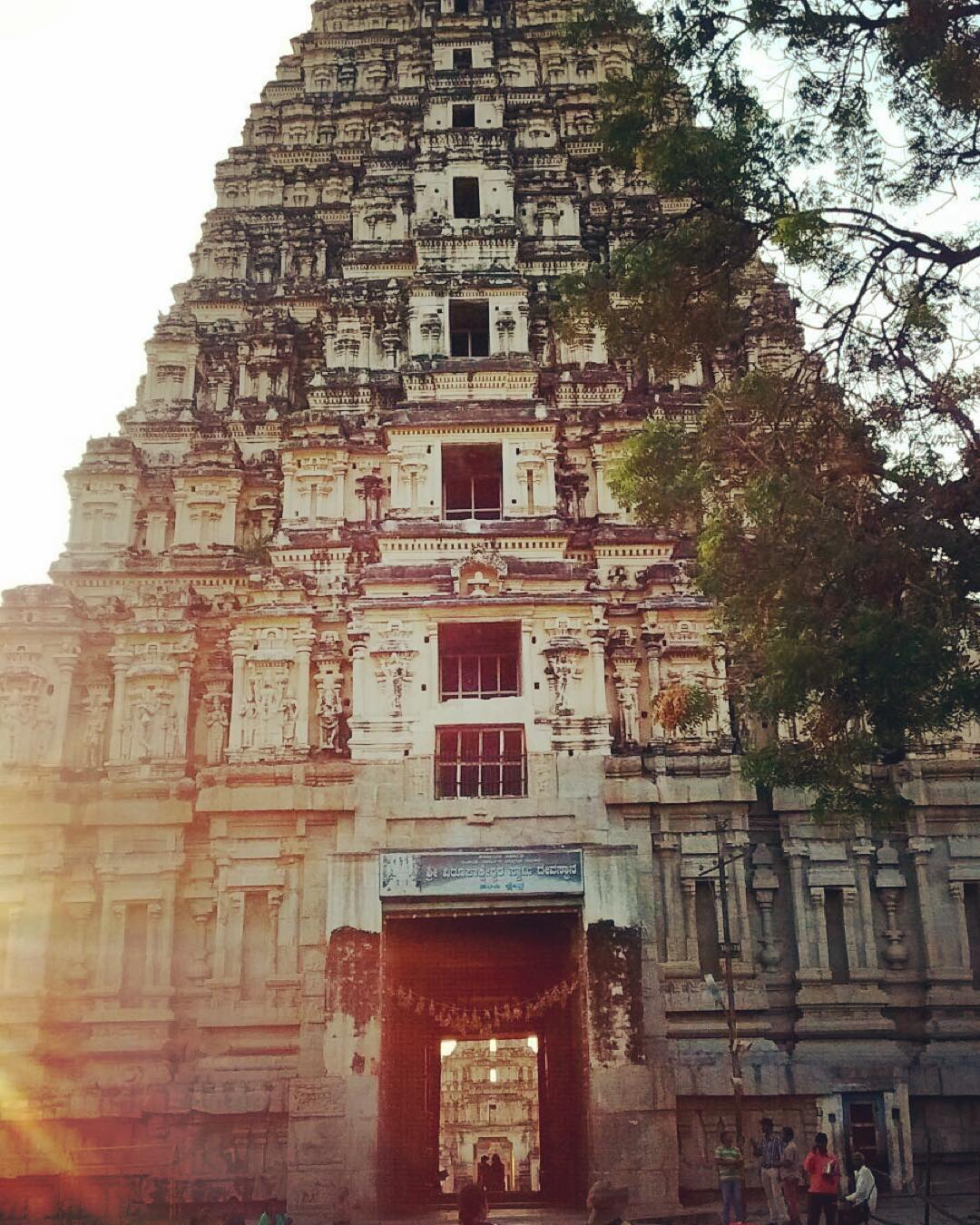 Absolutely beautiful Virupaksha temple