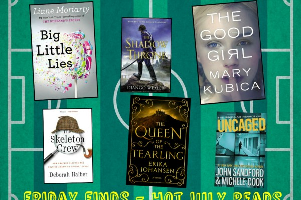 Hot July Books