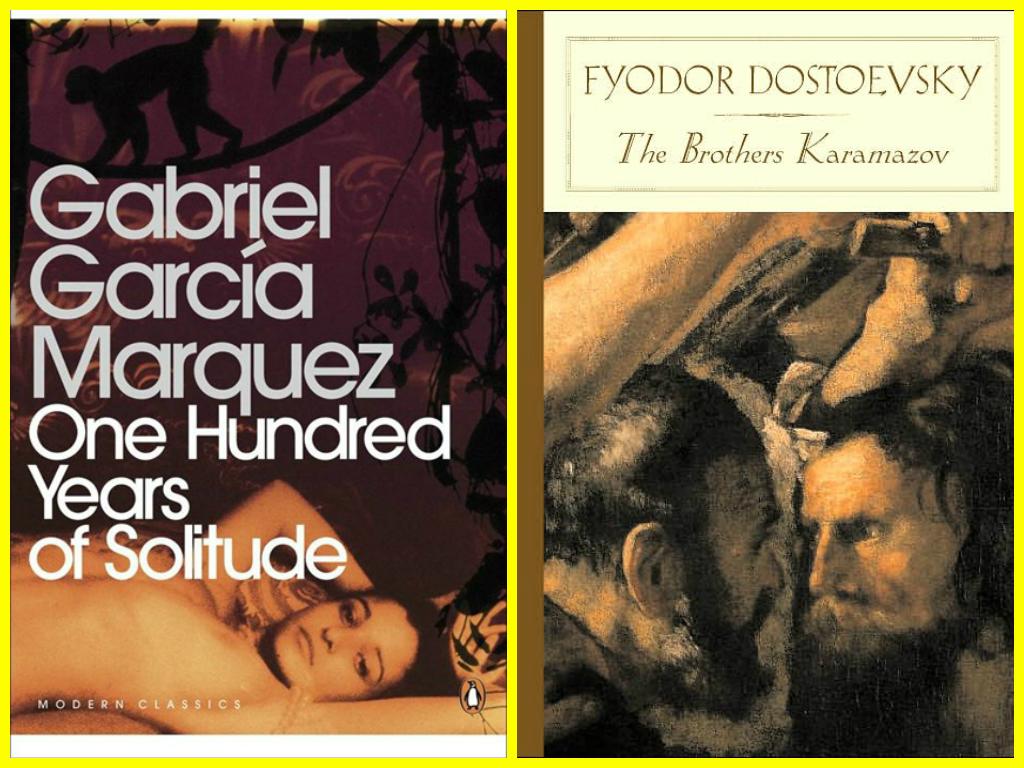 Favorite translated classics