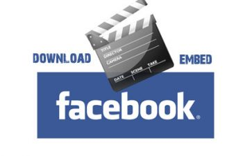 Downloading Videos from Facebook // Guest Post