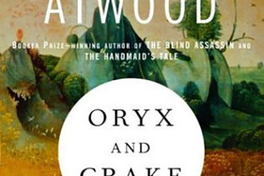 Teaser Tuesdays: Oryx and Crake