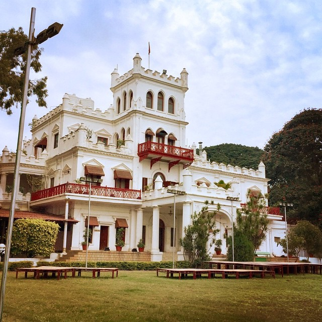 The Jayamahal Palace Hotel