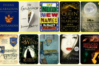 Top Ten Tuesdays: Ten Great Authors I Discovered in 2014