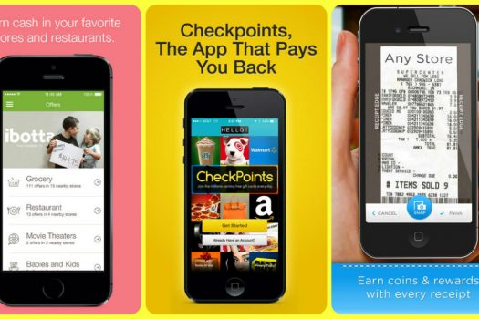 Five Best Mobile Apps to Help you Save Money while Shopping