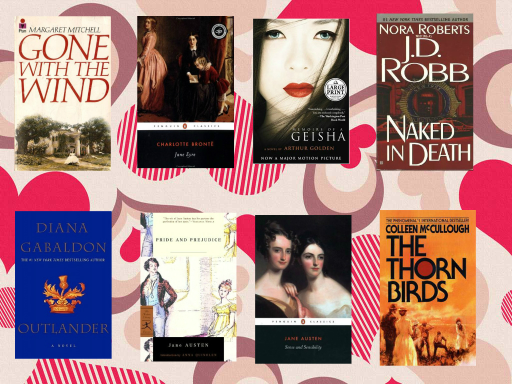 Books I Recommend for Romance Nonfans