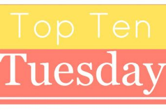 Top Ten Tuesdays: Ten Covers I'd Love to Make Over