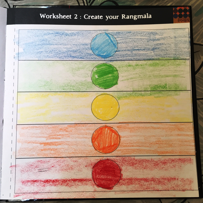 A Rangmala worksheet