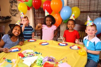 Tips for Holding Children's Parties