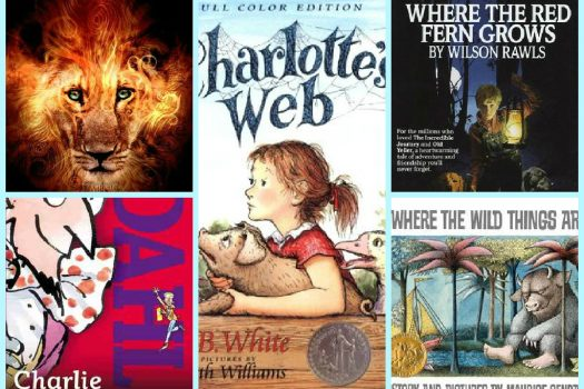 Top Five Children's Classics of All Time