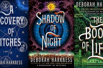 Top Ten Tuesday: Series Books I Haven't Finished