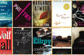 Top Ten Tuesdays: Ten Books on my Fall TBR List