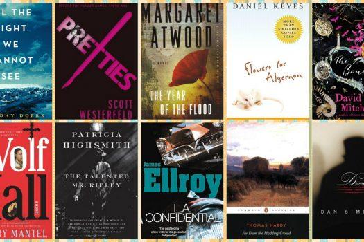 Top Ten Tuesdays: Ten Books on my Fall TBR List